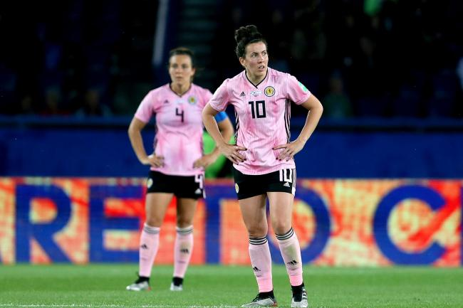 Leanne Crichton reflects on Scotland's elimination from the Women's World Cup