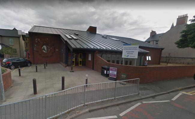 "The ""get silly themed challenge"" takes this summers at venues like Rhyl Library. Picture: Google Street View"