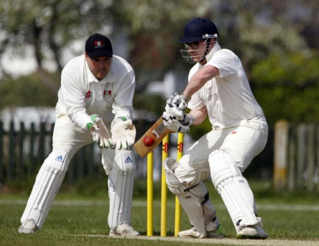 St Asaph fell to defeat after a disappointing batting display against Gresford