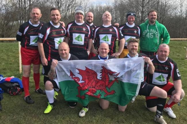 Rhyl Rugby Club will play host to a Welsh Masters event next month