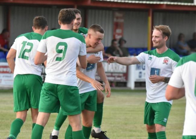 Prestatyn Town concluded their pre-season fixtures with a win