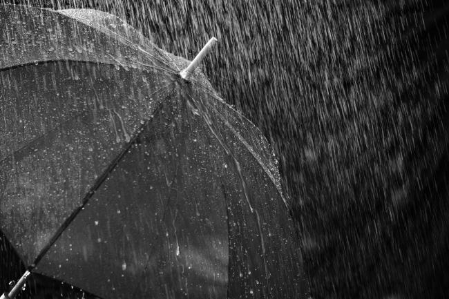 The Met Office has issued a warning for rain