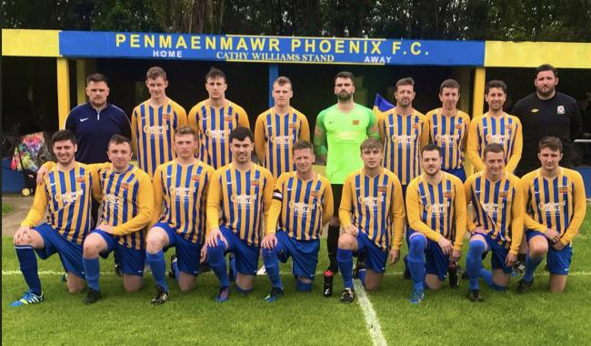 Penmaenmawr Phoenix went top after a dramatic win at Llandudno Amateurs