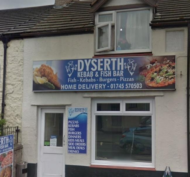 Men Who Ran Dyserth Chip Shop Which Has Zero Food Hygiene