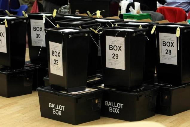 Have you registered to vote? Picture: David Jones/PA