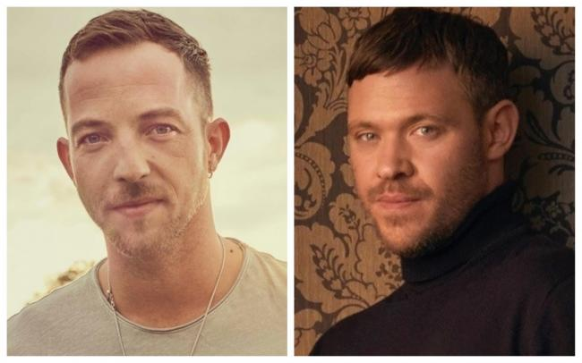 James Morrison and Will Young will headline Llanfest.