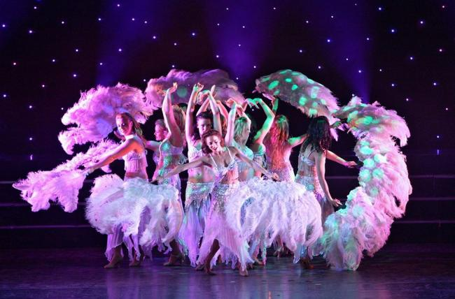 Catch the blockbuster show at the Pavilion next month. Picture: Facebook/ Spirit of the Dance