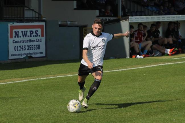 Cai Owen has left Rhyl to sign for Colwyn Bay