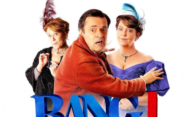 Bang Bang! is heading to Theatr Clwyd next week