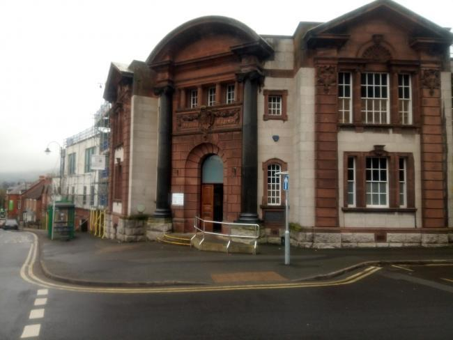 County Hall, Ruthin