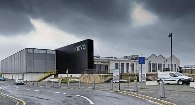 The Nova in Prestatyn sustained damage to its roof