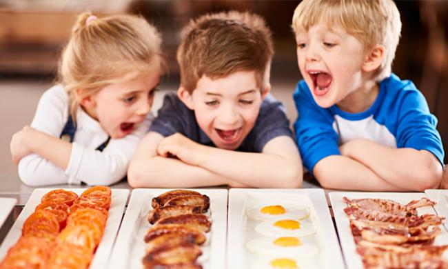6 places where kids can eat free or for £1 during half term