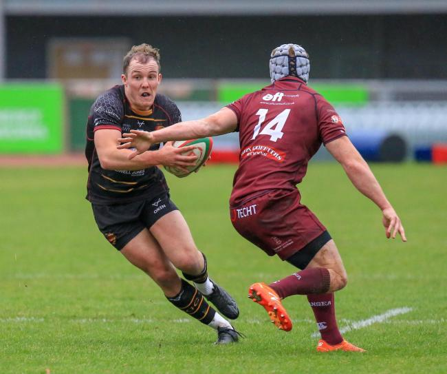 Efan Jones is ready to return for RGC (Photo by Tony Bale)