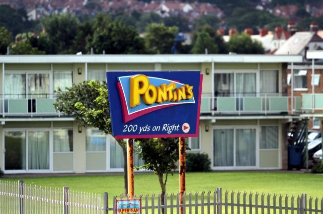 Pontins in Prestatyn closed camp on Friday, March 20. Picture: Don Jackson-Wyatt