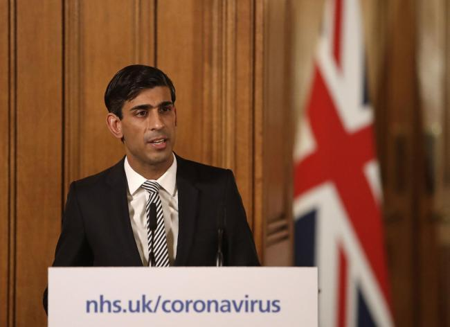 Chancellor of the exchequer Rishi Sunak announced the funding yesterday.