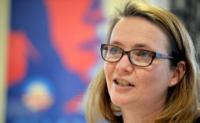 Education minister Kirsty Williams announces plans for 900 teaching staff posts to be created over the 2020-21 school year
