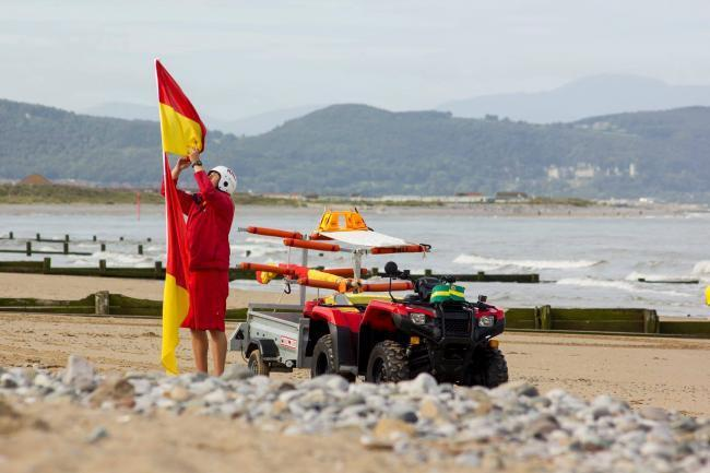 Lifeguard's could return to Rhyl and Prestatyn this summer. Picture: ACrowephotography