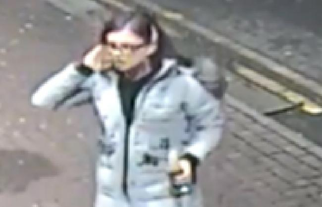 Police are asking the public if they recognise this woman? Picture: NWP Rhyl / Twitter