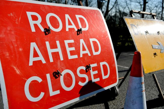 Several areas throughout Denbighshire are set to undergo road improvements.