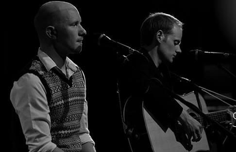 The Bookends will appear at Theatr Colwyn this autumn. Picture: Facebook/ Simon & Garfunkel Through The Years