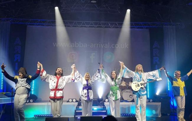 ABBA superfans Arrival are set for Theatr Colwyn. Picture: Facebook/ ABBA - Arrival UK - The Hits Of Abba