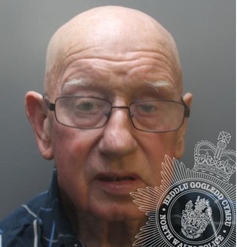 John Davies of Llandudno Junction has been jailed for ten months   Picture: North Wales Police