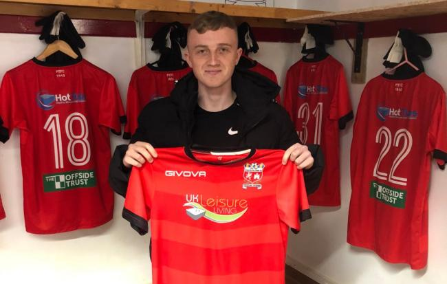 Callum Roberts has joined Prestatyn Town