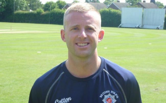 Duncan Midgley netted a hat-trick for St Asaph City