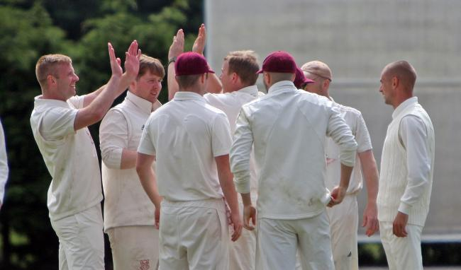 St Asaph claimed their fourth straight win of the summer