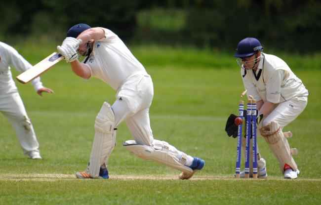 Abergele were beaten at Carmel and District to end their season