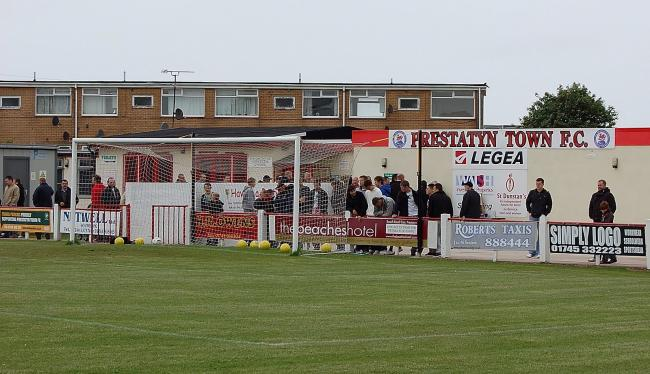 Things haven't gone according to plan for Prestatyn Town in recent months