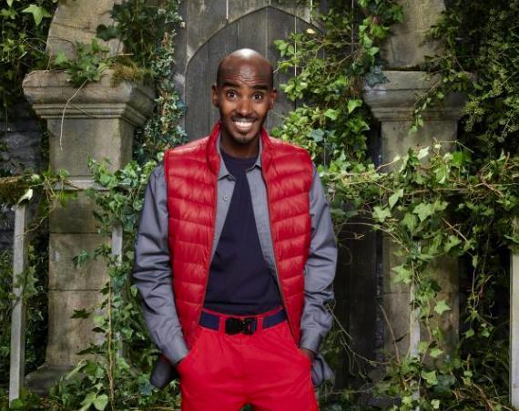 I'm A Celeb 2020: He's already a knight but does Sir Mo Farah think he can be crowned king of the castle?