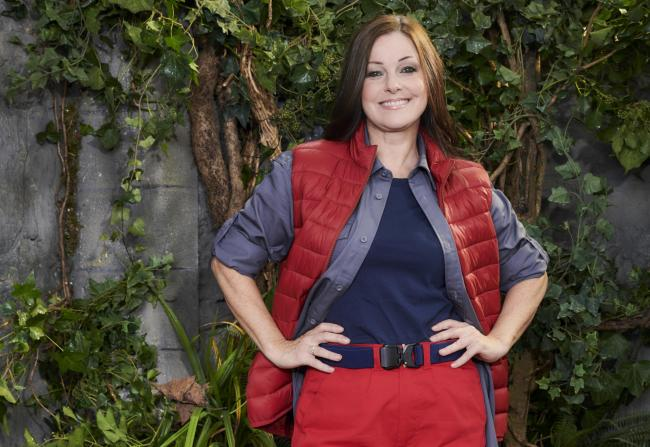 Ruthie Henshall is a late enry into this year's Im A Celebrity ... Get Me Out Of Here!. PIC: ITV