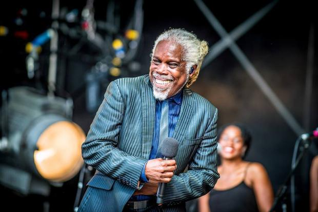 Billy Ocean. Picture: Stephen Flourie