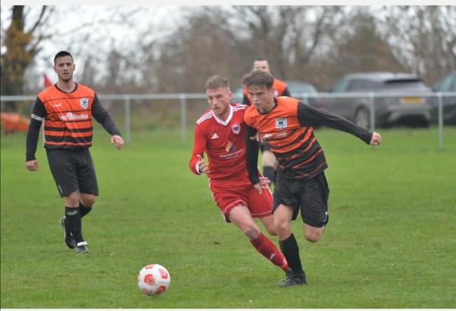 Meliden netted seven in their win over Llanelwy Athletic