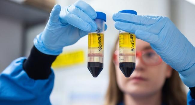Oxford/AstraZeneca Covid-19 vaccine approved in UK for mass rollout. Picture: PA Wire