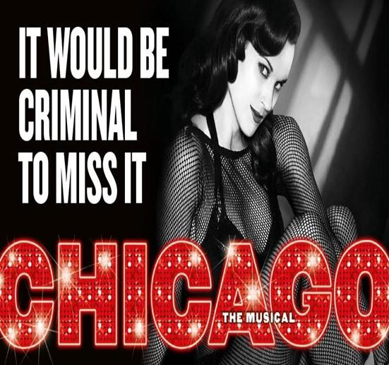 The dazzling production of Chicago will return to Llandudno later this year. Picture: Venue Cymru