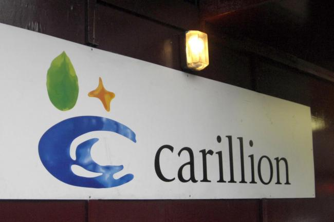 Big Four auditors condemned for 'feasting on Carillion