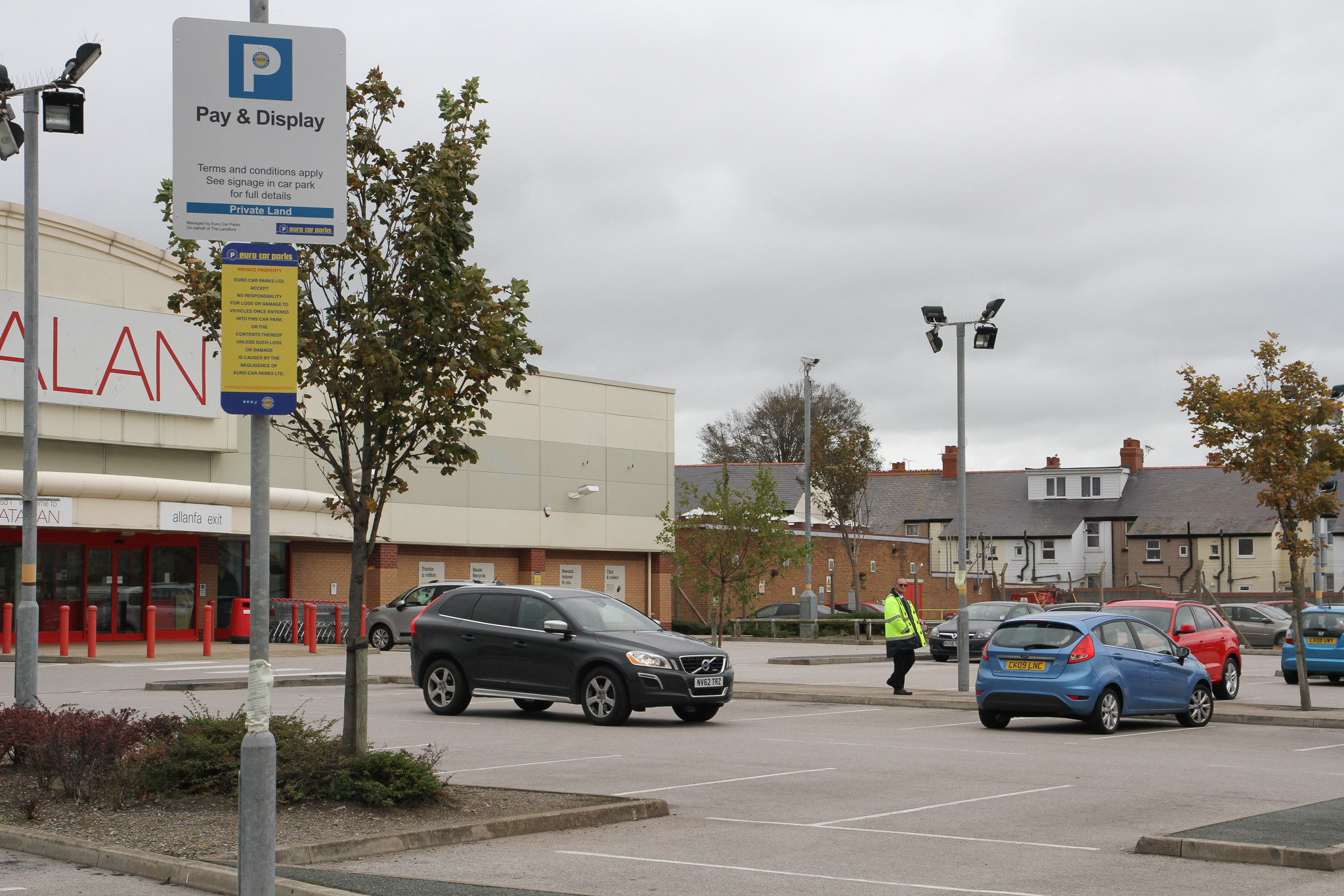 Car Park Owner Wins Appeal To Impose Charges Rhyl Journal