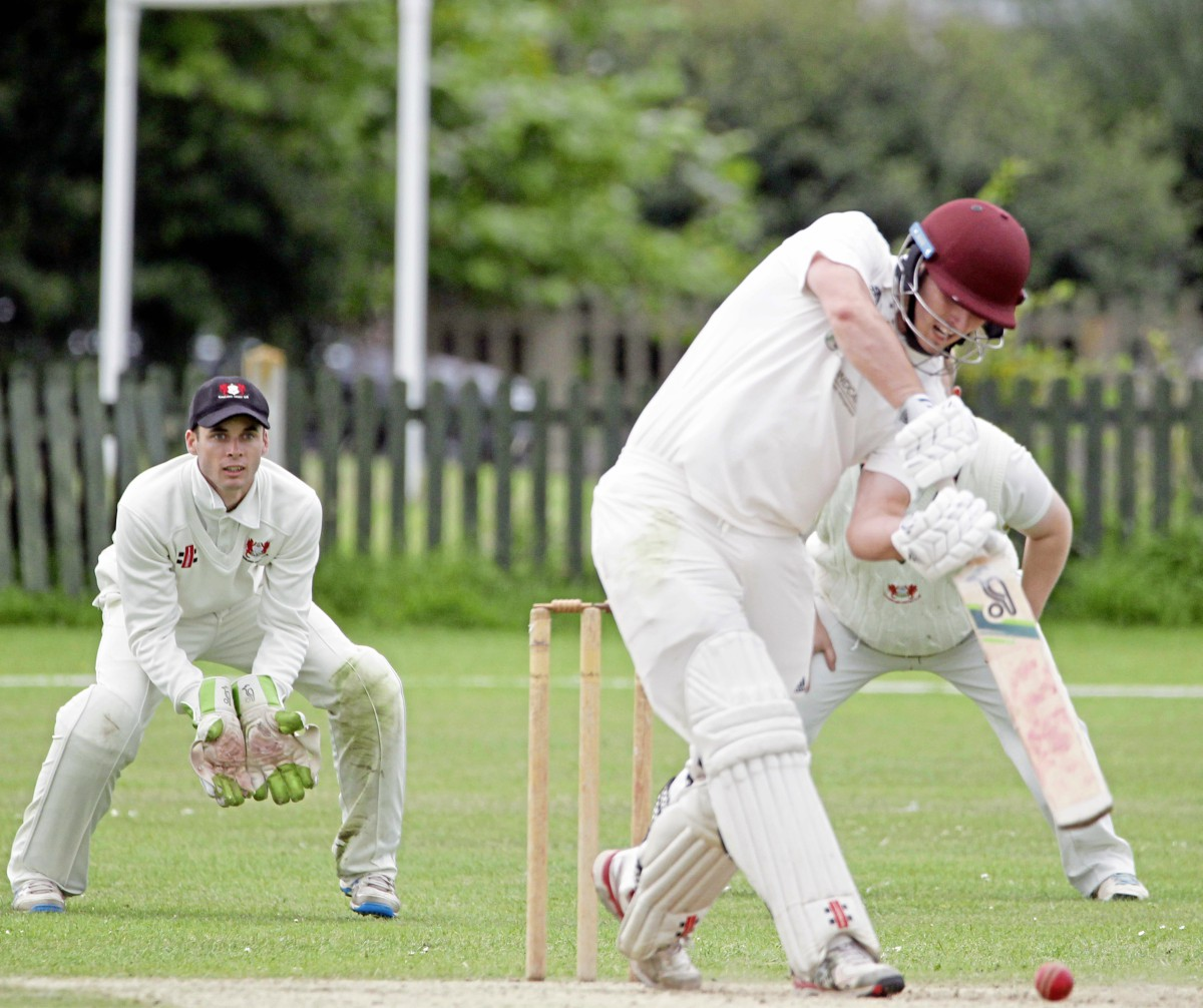 St Asaph fell to a narrow defeat