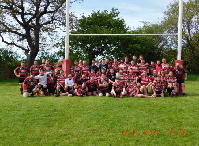 Rhyl and District said goodbye to the Waen in fine style