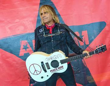 Mike Peters is set to release his first new album in eight years later this month