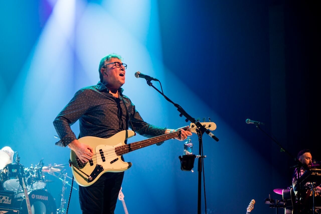 Graham Gouldman will stage the bewildering inventiveness of 10cc in Rhyl this autumn