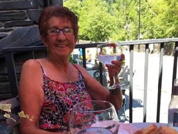 Dorothy Bowater, 71, died following a crash in Abergele