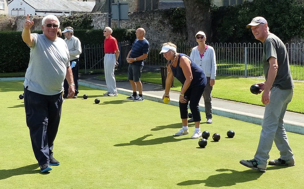 Membership at the club continues to grow. Picture: Abergele Bowling Club