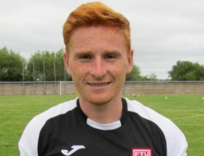 Flint Tow United manager Niall McGuinness