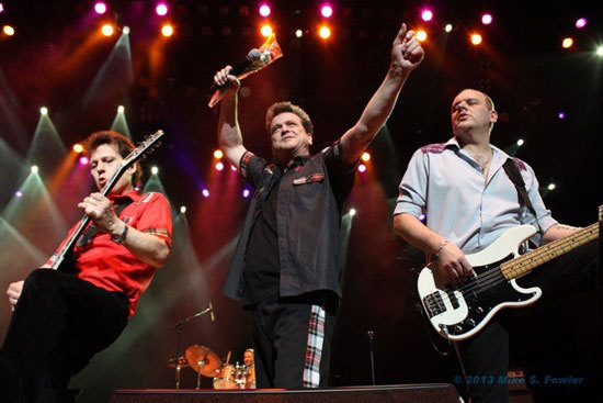 Les McKeown's Bay City Rollers will tansport you back to the 70s at Rhyl Pavilion