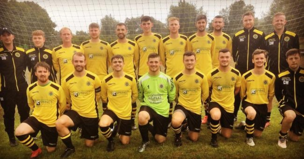 St Asaph City were beaten at ome by Llanrug United