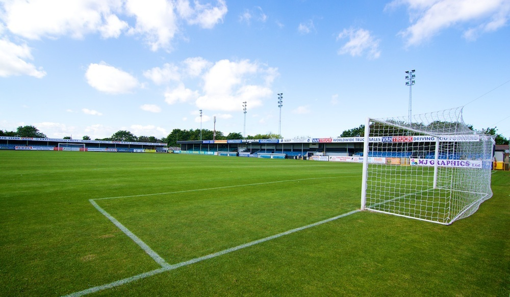 Rhyl's Bellw Vue Stadium will host international football once again later this month