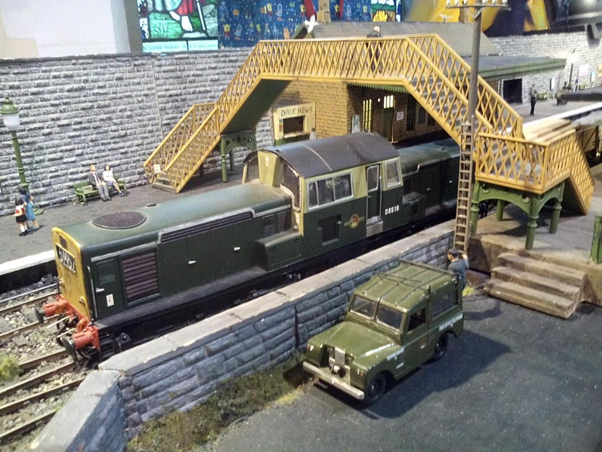 Annual Prestatyn charity model railway exhibition planned